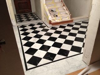 Pose de carrelage - 1001 Carreaux - Villeneuve